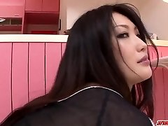 Naomi Sugawara incredible nakedness and solo porn scenes