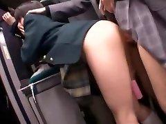 Hottest Chinese mega-bitch Natsu Aoi, Yuu Shinoda, Hikaru Yuki in Incredible Masturbation, Lesbian JAV clip