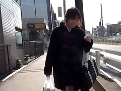 Japanese nubile squirting