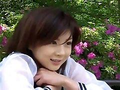 ممرضة تناسب الزي مثير فتاة يابانية آكي هوشينو