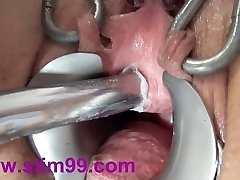 Extreme Peehole Fucking Insertion Faux-cock and Japanese sounds