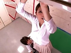Hina Akiyoshi in Voluptuous No Panty Teacher part 2.1