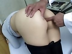 japanese doctor and asian bottom