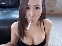 asian smoke lovemaking