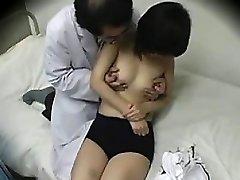 Asian Doctor Loves To Poke Schoolgirls