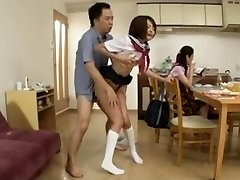 Japanse stepdaughter cant stop nutting.Rabies of the uterus.Hypersensitive