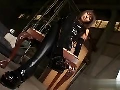 Harumi Nemoto Spandex