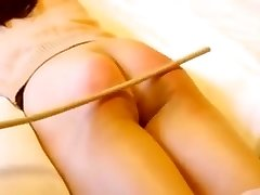 Chinese dame caning
