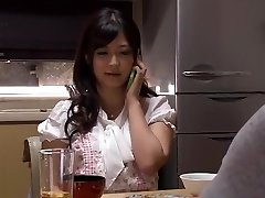 My Wife Began An Affair .... Able To Do Sans Dread And Frustration Of Marital Relationship That Chilled Enough To Irreparable Also Beautiful Daughter-in-law-in-law Of Hotwife Super-naughty To Eliminate And Clean, Others Not Stick. Nozomi Sato Haruka