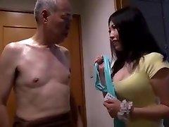 3 gals big boobs party with shigeo tokuda and mates :D