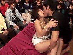 مذهلة الفتاة اليابانية رن Serizawa رائع في تحول جنسى, الصغيرة الثدي JAV المشهد
