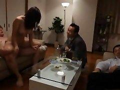 Incredible Japanese tart Tomoka Minami in Fabulous Group Sex, Hardcore JAV flick
