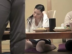 Amazing Chinese super-bitch in Incredible Wife, Cuckold JAV movie