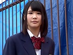 Amazing Japanese girl Minami Kashii in Hottest multiracial, college JAV movie