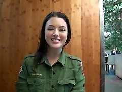 ATKGirlfriends video: Virtual Meeting with Korean and Russian ultra-cutie Daisy Summers