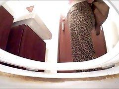 Japanese hidden toilet camera in restaurant (#48)