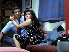 Chinese domme wife cuckolds hubby