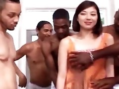 Bbc vs Asian - JAV PMV (SARYU USUI)