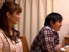 Ryo Hitomi in Dear Im Staying at Your Place Tonight part 2