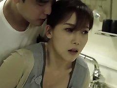 Lee Chae Dam - Mother's Job Hook-up Scenes (Korean Movie)