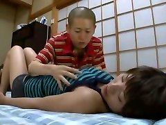 Amazing Japanese whore Azumi Harusaki in Incredible Changing Apartment, Massage JAV video