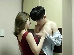 Lee Chae Dam - My Girlfriend's Mother Two Sex Scenes (Korean Movie)