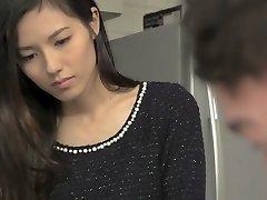 Hottest Japanese slut in Astounding Cuckold, Fetish JAV video