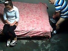 Fledgling Asian Prostitute Earning Her Money