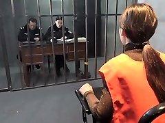 asian woman in prison
