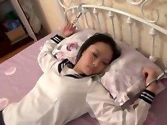 Chinese School Ladies Tied
