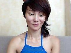 Naomimils Web Cam Show Sexy Skinny Asian