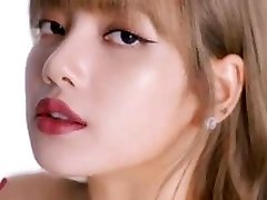Korean celeb lisa super-steamy