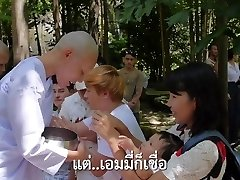 Thai beauty princess gets shaved and defeminized