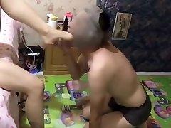 Asian Femdom Ass Licking 2
