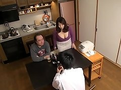 Incredible Japanese whore in Hottest BBW, HD JAV movie
