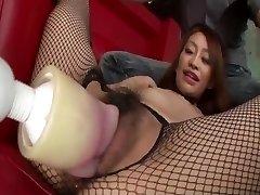 Naughty toy porn with insatiable ass Yuu Kusunoki