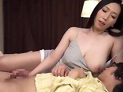 ai sayama-allurement of big tit older sister