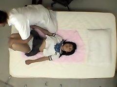 Rubdown hidden cam video of Asian vixen that gets fucked DBAL001.HQ
