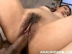 Rei Hot Asian damsel loves to fuck