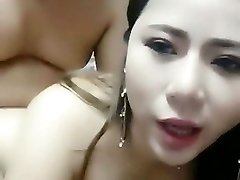 Chinese homemade Live obese girl fuck at home natrual tits