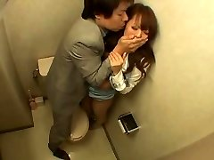 Japanese Woman Fucked in the Shower