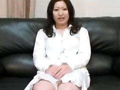 Erotic Japanese mature damsel.No.11