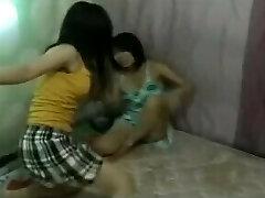 Chinese catfight