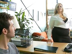 Kandi Kobain Sexy BBW Getting Fucked