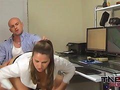 MILF Spys on Son in Show Hidden Web Cam