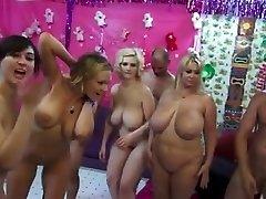Big Boobs Women Orgy - they make fellows furious