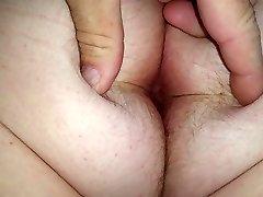 wifes big white hairy brown-eye & donk cheeks