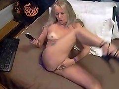 Elder Blonde bukkake-now lesbianchunker