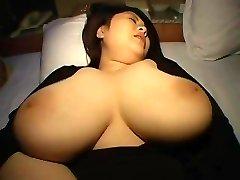 Huge-titted BBW ASIAN NUBIAN