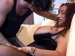 Big redheaded MILF getting well conformed